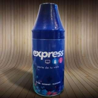 Porta botella térmico, totalmente personalizado, full color
